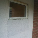 Fönsterbyte + fasadputsning 2